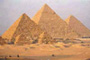 Egyptian Pyramids / Space and Culture