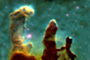 Professional Astronomy (Pillars of Creation) / Impact of Astronomy and the Space Sciences